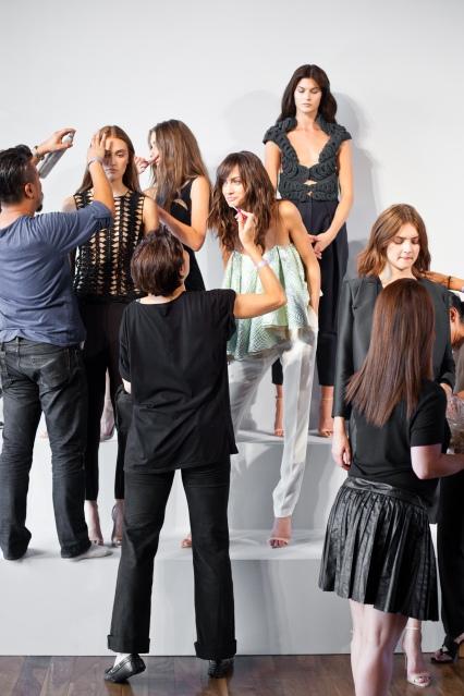 Joy Jacobs Photography Standard Fashion Week