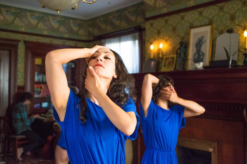 Joy Jacobs Photography Elana Cabin Fever Salutations Tour